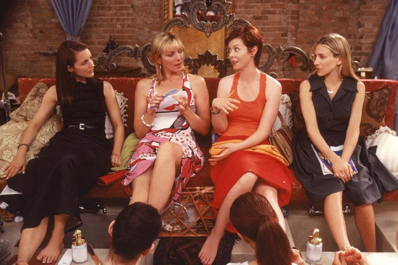 20 лет сериалу «Секс в большом городе»: культовые наряды и любимые цитаты