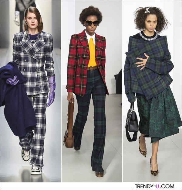 65655ca8a52b 15 модных трендов осени и зимы 2018-2019. Модная женская одежда ...