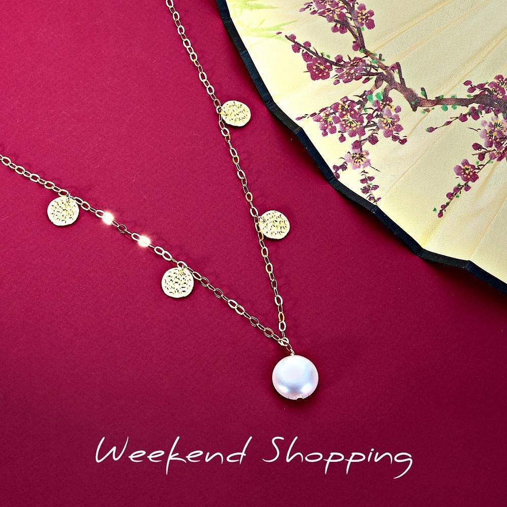 Weekend Shopping в магазине Nasonpearl